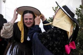 El 'injusto' papel de la mujer en la fiesta de Sant Joan