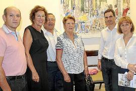 Los familiares de los navegantes desaparecidos inician una campaña de rastreo desde Menorca