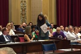 Més y Podemos piden una comisión de investigación de las autopistas de Eivissa