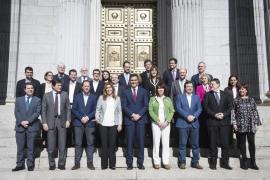 El juez sienta en el banquillo a Mas, Ortega y Rigau por la consulta soberanista