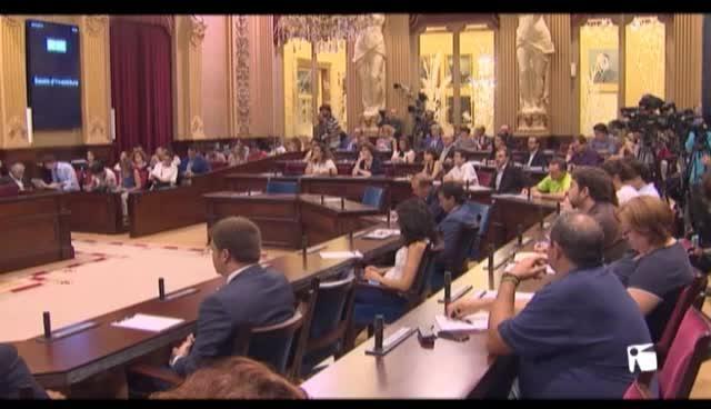 Trasmediterránea aplicará un descuento del 50% a los usuarios del Carnet Jove
