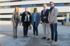 El Consell avala el interés turístico para el proyecto hotelero de Llucalari