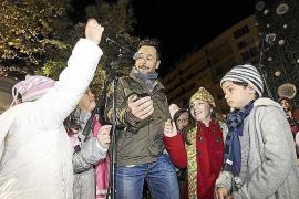 Antoni Gomila ensalza las «Pedraules» de Joan Pons