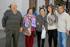 Sacares y Tio Xisco dan el doblete al mallorquín Antonio Alzamora