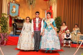 QUE el activo aficionado valencianista Paco Perea y su esposa Margarita, ambos de Alaior,