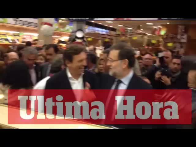 Rajoy: «Voy a seguir intentado formar gobierno»