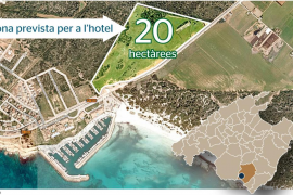 Menorca Mercadal Arenal D'en Castell incendio forestal Macaret Adda
