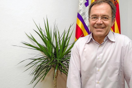 Menorca Es Mercadal incendio zona Arenal den Castell Cala Moli Addaya