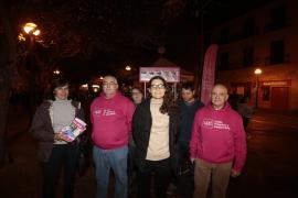 Evacuan a Mallorca una mujer atropellada en Ciutadella