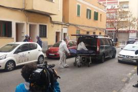 Herido grave tras caerse por un acantilado en Cala Galdana