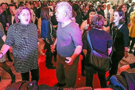 Condenadas a un año de cárcel cinco de las feministas que irrumpieron en una iglesia de Palma