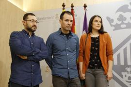 Huertas se encierra en su despacho con el letrado mayor del Parlament