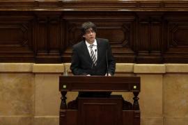 Josep Olives y Maria Pallicer vencen en la Cursa de Fons de Sant Lluís