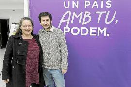 José Ramón Bauzá y Francina Armengol