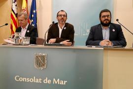 Casi la mitad de los alumnos de Menorca secunda la huelga