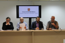 El PP exige a Armengol que solucione la crisis por la situación de Huertas