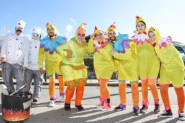 El mal tiempo obliga a suspender multitud de actos de Sant Antoni en Menorca