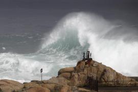 Tempestad en S'Algar
