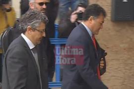 La Junta de Portavoces del Parlament se reúne este lunes para tratar el cese de Huertas