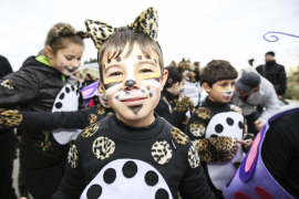 Unos 5.000 chinos residentes en Balears celebran este viernes el nuevo año chino