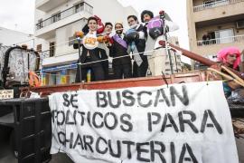 El Pacte envía a Huertas y Seijas a sentarse entre los diputados de C's y PP