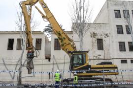 Las obras del tramo de las Cases de s'Ateneu empiezan este miércoles