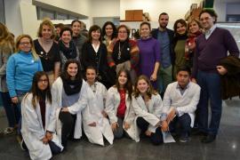 Esperanza Aguirre apoya a Bauzá y tacha de «regionalista catalanista» a Company