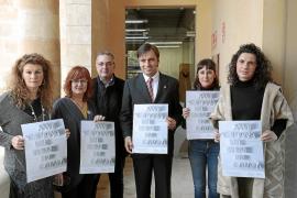 Armengol: «Queremos destacar los valores que nos hacen sentir parte de esta comunidad autónoma»