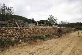 Evacúan el centro Sant Miquel de Ciutadella por un incendio