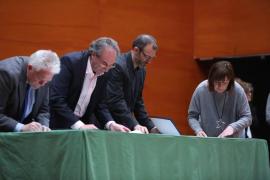 El juez archiva la pieza por el uso de la firma de Montse Seijas