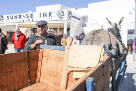 La campaña para indultar a las cabras de Sant Lluís reúne este domingo al mediodía más de 6.400 firmas