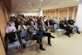 Francina Armengol afirma que no se ha planteado cesar al vicepresidente Biel Barceló
