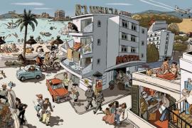 Alberto Jarabo realquila una casa en Son Serra de Marina