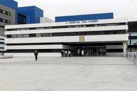Nuevo accidente con cinco heridos en el cruce de la general con Es Migjorn