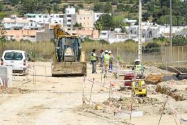 Los cambios de circulación de Es Mercadal enfadan a los vecinos del Carrer Ciutadella
