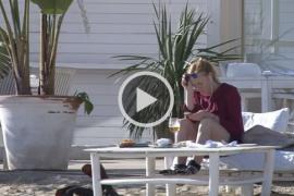 El francés Antoine Guillon hace historia en la Trail Menorca