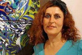 Que Pilar Borrás Pons, de Es Castell, que ha participado durante varios años como cavallera...