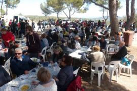 Menorca Ciutadella Sant Joan beguda capellana