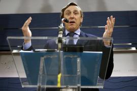 Rubén Martínez elige a la UD Melilla